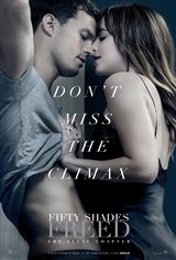 3. Fifty Shades Freed Movie Poster