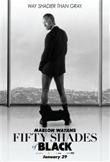 Fifty Shades of Black (v.o.a.) Affiche de film
