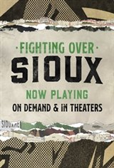 Fighting Over Sioux Affiche de film