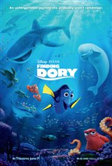 Finding Dory 3D Movie Poster
