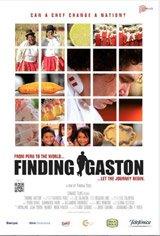 Finding Gaston (v.o.esp. s.-t.a.) Affiche de film