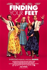 Finding Your Feet (v.o.a.) Affiche de film