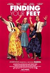Finding Your Feet (v.o.a.) Affiche de film