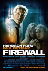 Firewall Movie Poster Movie Poster