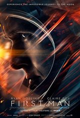 First Man: The IMAX Experience Movie Poster