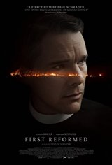 First Reformed Affiche de film