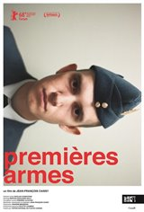 First Stripes Movie Poster