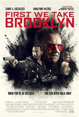 First We Take Brooklyn Large Poster