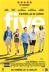 Five (v.o.f.) Affiche de film