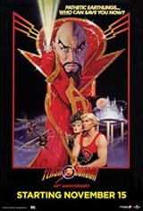 Flash Gordon 40th Anniversary Movie Poster