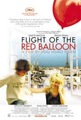 Flight of the Red Balloon Affiche de film