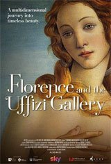 Florence and the Uffizi Gallery 3D/4K Movie Poster