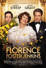 Florence Foster Jenkins (v.f.) Affiche de film