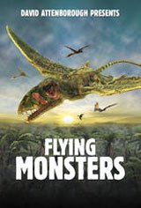 Flying Monsters Movie Poster