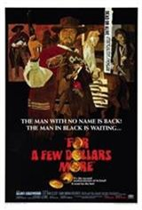 For A Few Dollars More Movie Poster