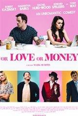 For Love Or Money Affiche de film