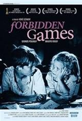 Forbidden Games Movie Poster