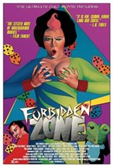 Forbidden Zone Movie Poster