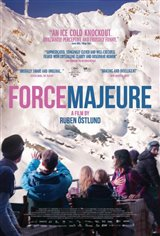 Force Majeure Movie Poster