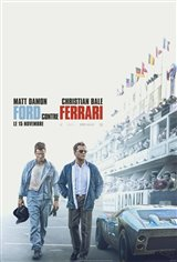 Ford contre Ferrari Movie Poster