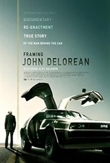 Framing John DeLorean Movie Poster