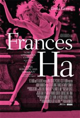 Frances Ha Movie Poster Movie Poster