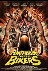 Frankenstein Created Bikers Movie Poster