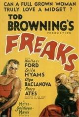 Freaks (1932) Movie Poster Movie Poster