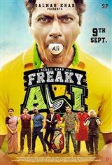Freaky Ali Movie Poster