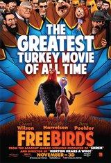 Free Birds 3D Movie Poster