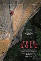 Free Solo (Toronto, Montreal) Poster