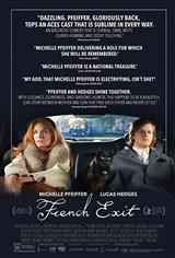 French Exit Movie Poster Movie Poster