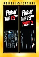 Friday the 13th Double Bill Movie Poster