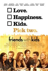 Friends with Kids Movie Poster Movie Poster