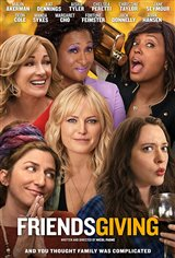 Friendsgiving Movie Poster Movie Poster