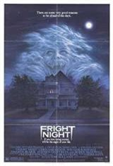 Fright Night (1985) Movie Poster