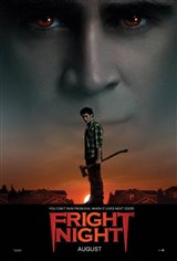 Fright Night 3D Movie Poster