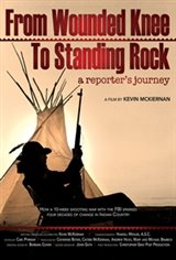 From Wounded Knee to Standing Rock: A Reporter's Journey Affiche de film