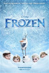 Frozen Movie Poster Movie Poster