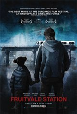 Fruitvale Station Movie Poster Movie Poster