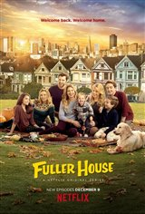 Fuller House (Netflix) Movie Poster