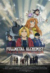 Fullmetal Alchemist: The Sacred Star of Milos Movie Poster