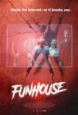 Funhouse Affiche de film
