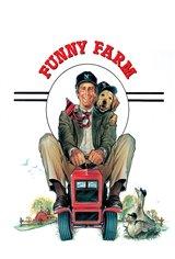 Funny Farm Movie Poster