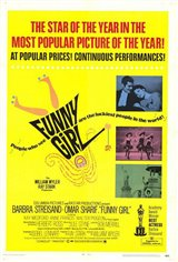Funny Girl Movie Poster Movie Poster