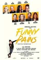 Funny Pains Large Poster