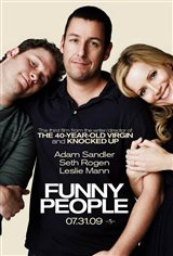 Funny People Movie Poster Movie Poster