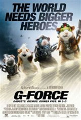 G-Force Movie Poster Movie Poster