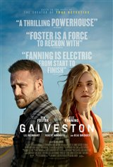 Galveston Movie Poster Movie Poster