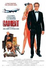Gambit (2013) Large Poster